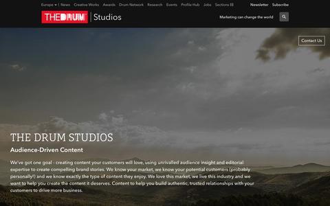 The Drum Studios | The Drum