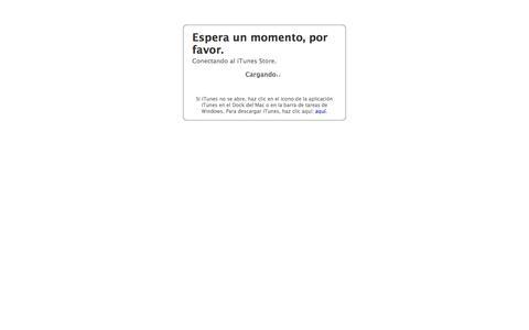 Screenshot of iOS App Page apple.com - Conectando al iTunes Store. - captured Oct. 22, 2014