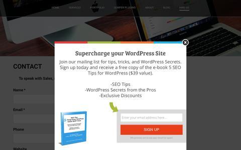 Hire WordPress Developer | WordPress Developer