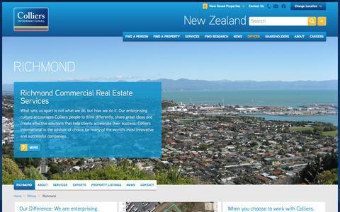 Richmond Office | New Zealand | Colliers International