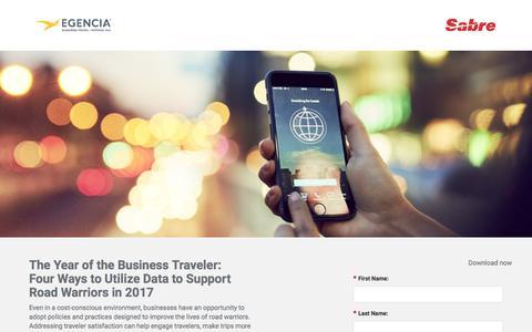 Screenshot of Landing Page egencia.com - Egencia - captured July 26, 2018