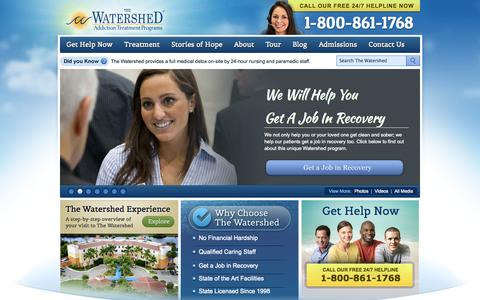 Drug & Alcohol Rehab in Florida | The Watershed Addiction Treatment