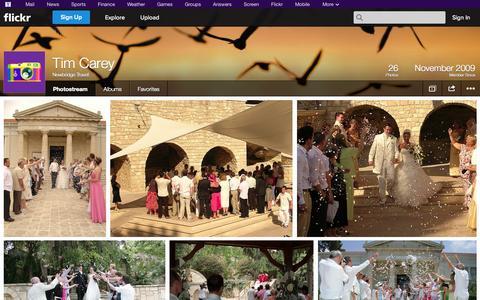Screenshot of Flickr Page flickr.com - Flickr: Newbridge Travel's Photostream - captured Oct. 26, 2014