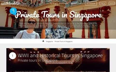 Private Tours Singapore - Best Private Tours in Singapore - Withlocals