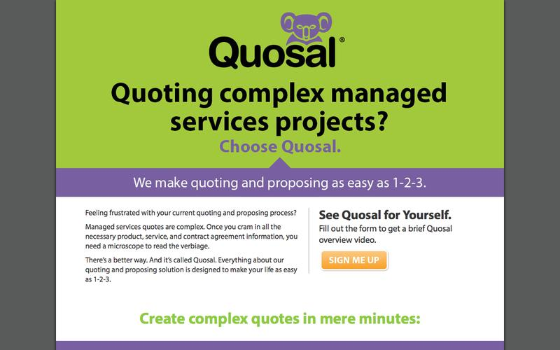 Simplify Quoting and Proposing