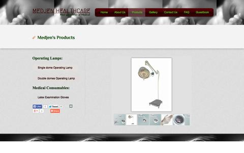 Wicked High traffic Healthcare & Medical Products Pages