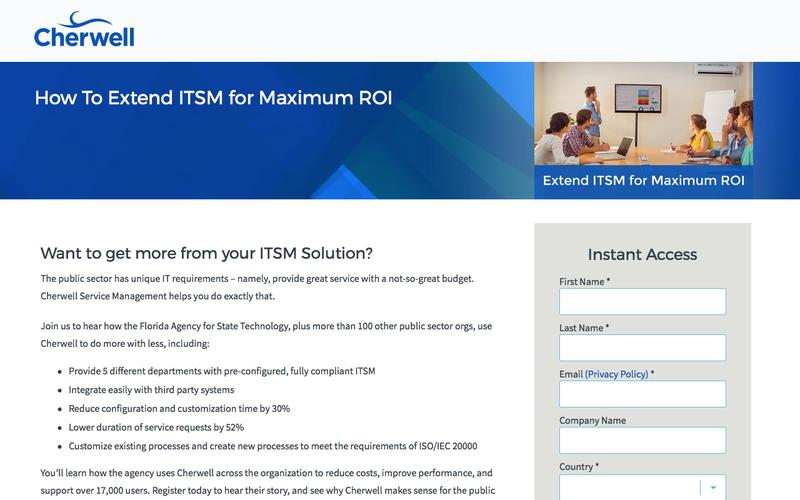 How to Extend ITSM for Maximum Return on Investment