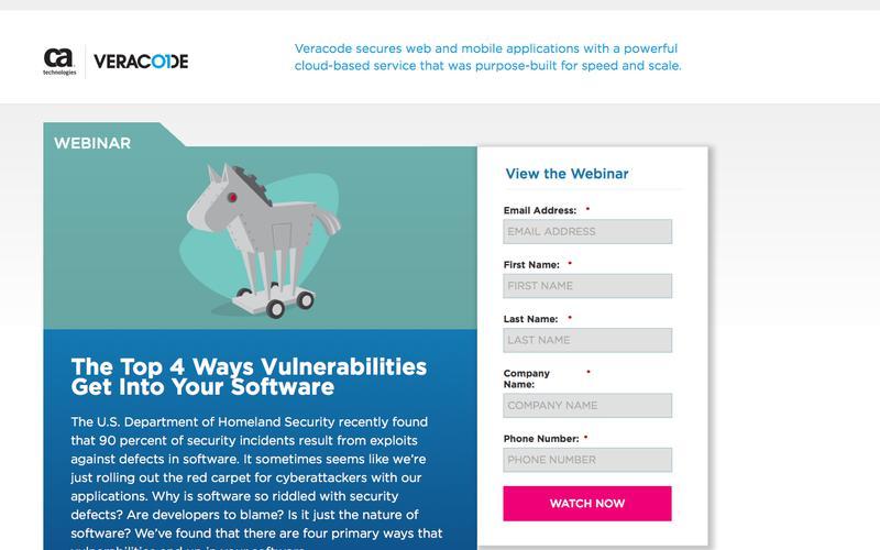 The Top 4 Ways Vulnerabilities Get Into Your Software   Veracode
