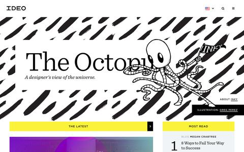IDEO Blog: The Octopus | ideo.com