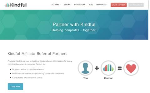 Kindful Partner Program