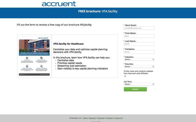 brochure   VFA.facility