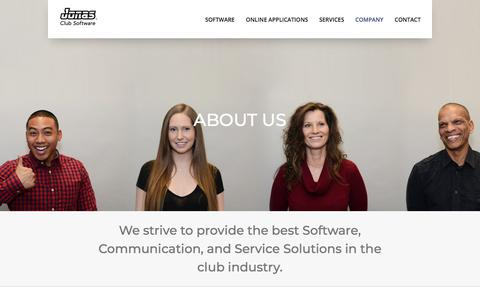 Screenshot of About Page jonasclub.com - Jonas Club Software - Jonas Club Software - captured June 1, 2018