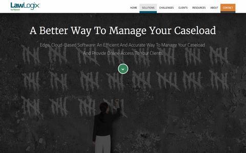 LawLogix Edge - Immigration Case Management Software