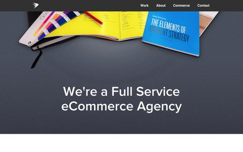 Screenshot of About Page netstarter.com.au - Netstarter | Full service eCommerce agency - captured Oct. 26, 2014