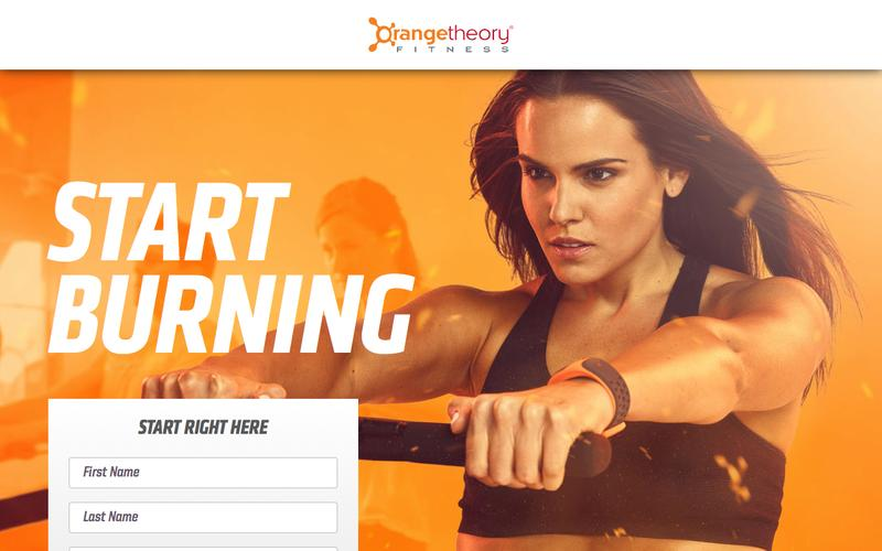 Lose Weight Start Burning | Orange Theory Fitness