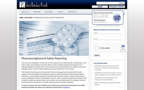 Pharmacovigilance & Safety Reporting | TransPerfect