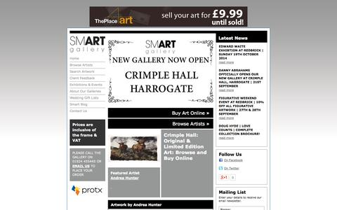 Screenshot of Terms Page smartgallery.co.uk - SMART Gallery in Batley, West Yorkshire and Harrogate - SMART Gallery - captured Oct. 9, 2014