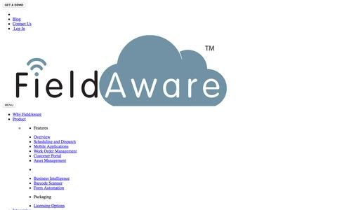 FieldAware API Documentation