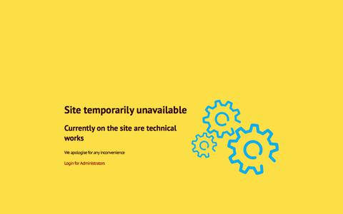 Site closed for maintenance