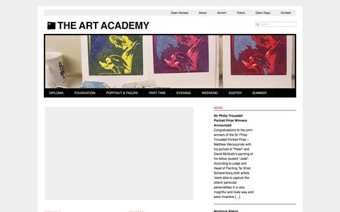 The Art Academy - London
