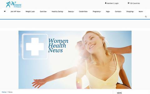 News Archive - Women Fitness