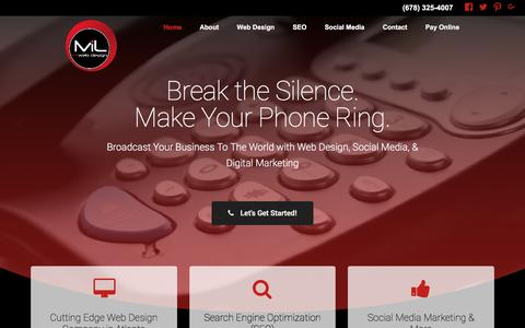 Digital Marketing For Results- Web Design, SEO, Social Media, Etc!