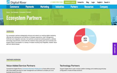 Ecosystem Partners - Digital River