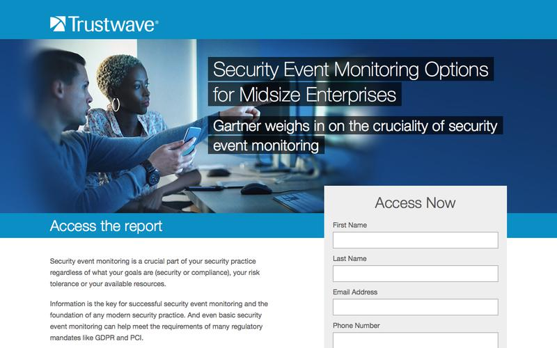 Security Event Monitoring Options for Midsize Enterprises