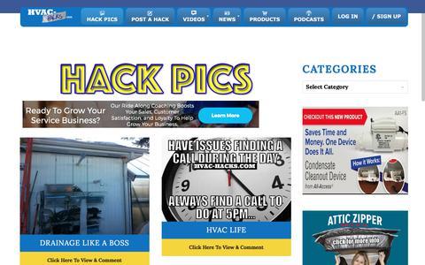 HVAC Hacks – HVAC Hacks