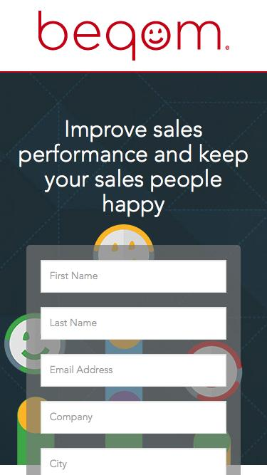beqom - Sales Performance Management
