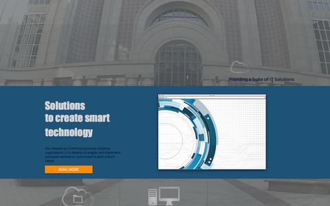 Screenshot of Home Page theedh.com - The EDH, LLC - captured Feb. 28, 2016