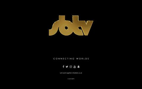 SBTV – Connecting Worlds