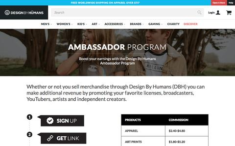 Graphic Tees, Cool T Shirt Designs For Men And Women - DesignByHumans
