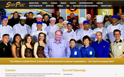Gambling Casinos Jobs Pages On Wordpress Website Inspiration And