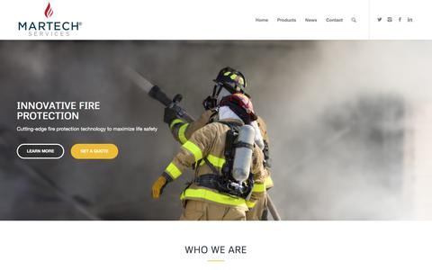 MARTECH@ Services – One Stop Fire Solutions