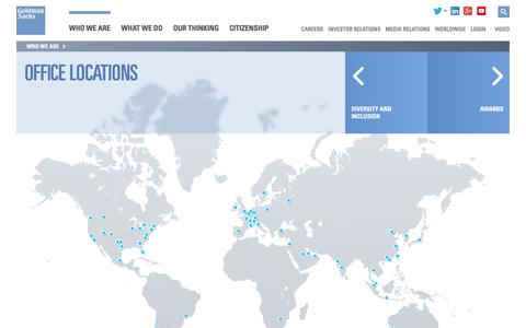 High traffic Finance Locations Pages   Website Inspiration ... on