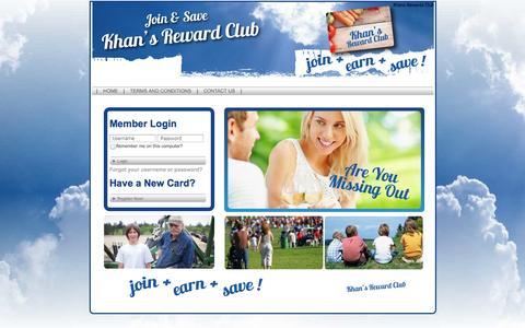 Screenshot of Login Page khangroup.com.au captured Oct. 6, 2014