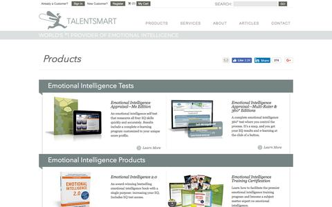 Emotional Intelligence (EQ) Tests | Online, print, and 360°