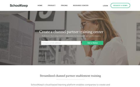 Channel Partner Training for Businesses | SchoolKeep