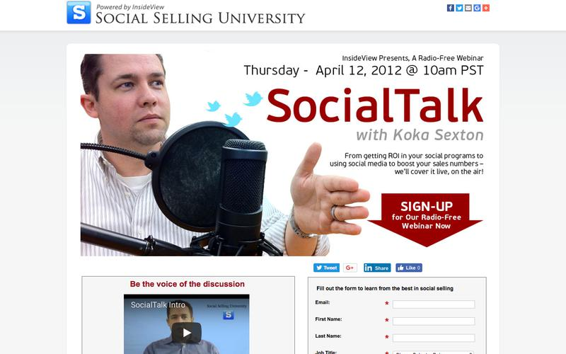 SocialTalk with Koka Sexton