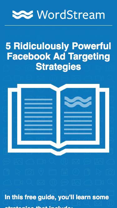 Powerful Facebook Ad Targeting Strategies