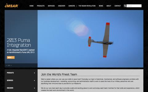 Screenshot of Signup Page imsar.com - Join the World's Finest Team | IMSAR - captured Oct. 4, 2014