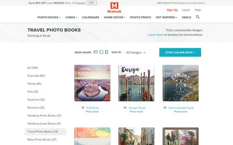 Travel Photo Books and Vacation Albums document your adventures | Mixbook