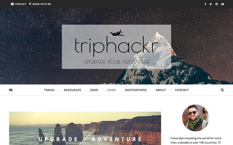 Triphackr - Upgrade Your Adventure