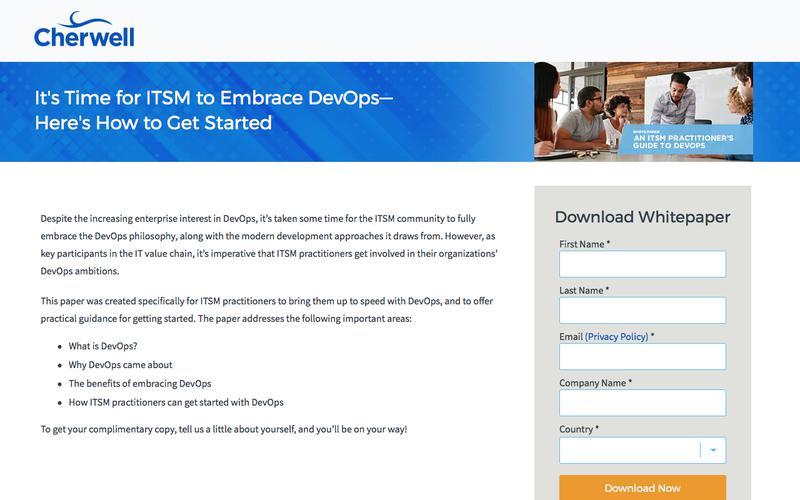 Guide | ITSM  Practitioner's Guide to DevOps