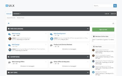 Mr Nerd - Your resource for web hosting discussions