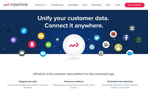 The Customer Data Platform for Every Screen
