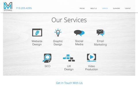 Healthcare Marketing, Web Design, SEO | Stovall Medical Marketing