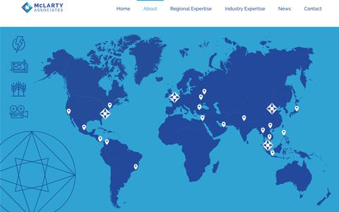 Screenshot of Team Page maglobal.com - Our Team - McLarty Associates - captured Oct. 18, 2017