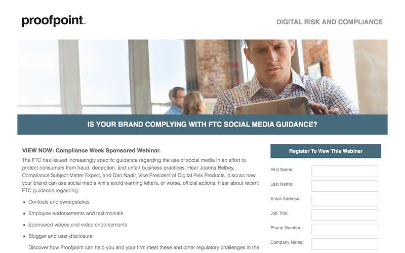 Is Your Brand Complying With FTC Social Media Guidance?